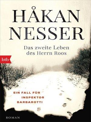 cover image of Das zweite Leben des Herrn Roos