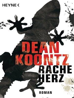 cover image of Racheherz