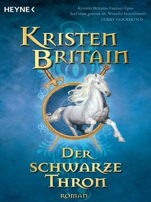 cover image of Der schwarze Thron