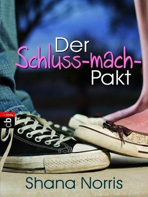 cover image of Der Schluss-mach-Pakt