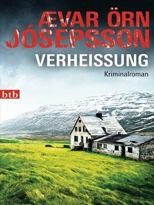 cover image of Verheißung