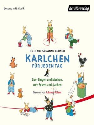 cover image of Karlchen für jeden Tag