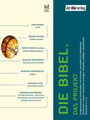 cover image of Die Bibel. Das Projekt
