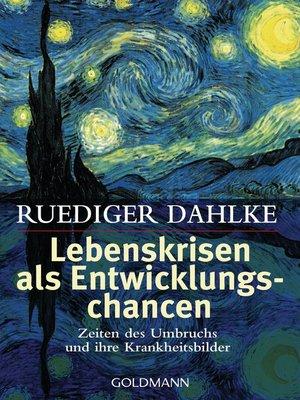 cover image of Lebenskrisen als Entwicklungschancen