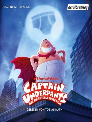 cover image of Captain Underpants
