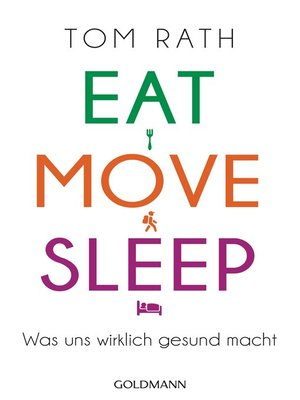 cover image of Eat, Move, Sleep