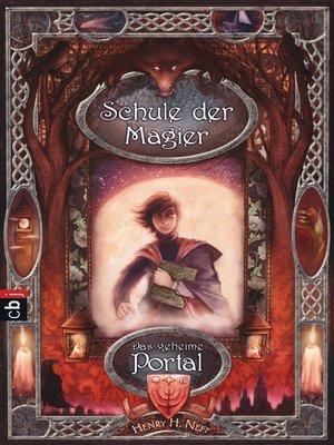cover image of Schule der Magier--Das geheime Portal