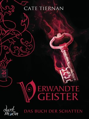 cover image of Das Buch der Schatten--Verwandte Geister