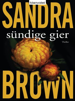 cover image of Sündige Gier