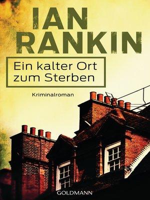 cover image of Ein kalter Ort zum Sterben