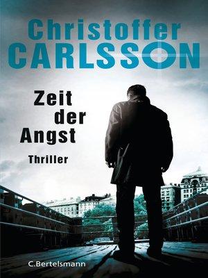 cover image of Zeit der Angst