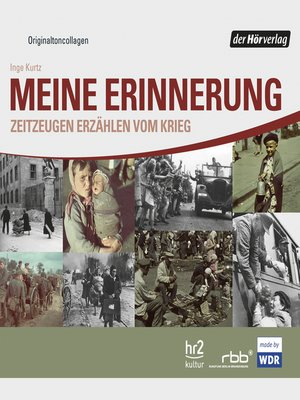 cover image of Meine Erinnerung