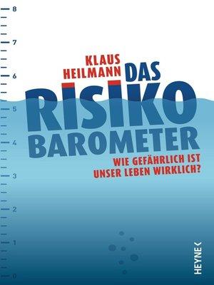 cover image of Das Risikobarometer