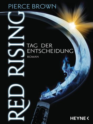 cover image of Red Rising--Tag der Entscheidung