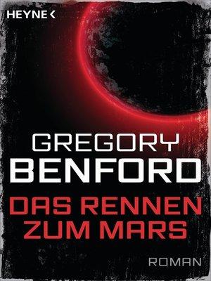 cover image of Das Rennen zum Mars