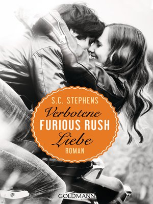 cover image of Furious Rush. Verbotene Liebe