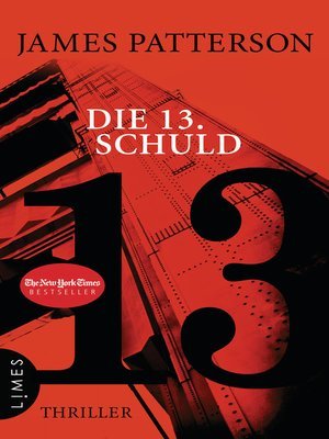 cover image of Die 13. Schuld