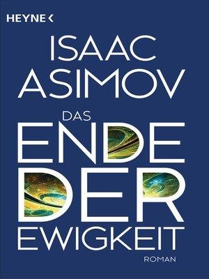 cover image of Das Ende der Ewigkeit