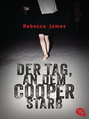 cover image of Der Tag, an dem Cooper starb