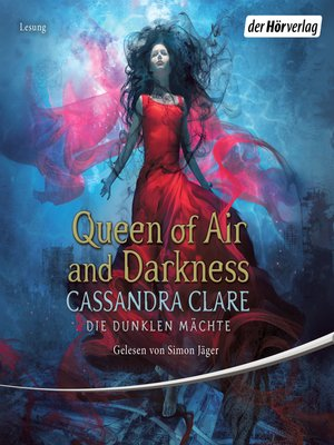 cover image of Queen of Air and Darkness