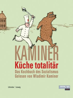cover image of Küche totalitär