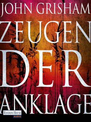 cover image of Zeugen der Anklage