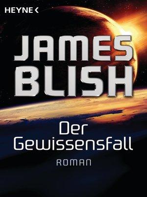 cover image of Der Gewissensfall