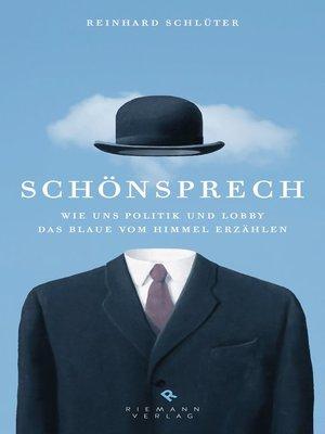 cover image of Schönsprech