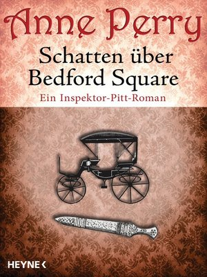 cover image of Schatten über Bedford Square