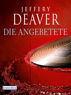 cover image of Die Angebetete
