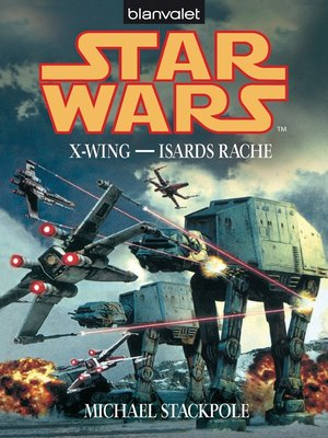 cover image of Star Wars. X-Wing. Isards Rache