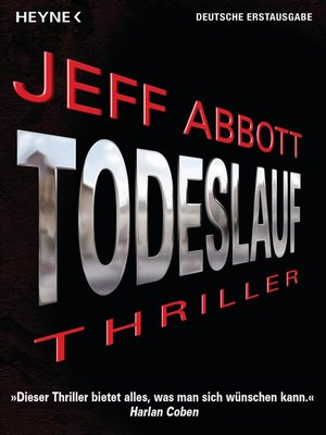cover image of Todeslauf