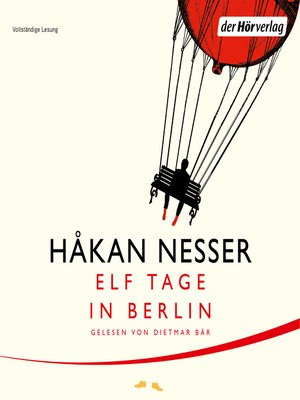 cover image of Elf Tage in Berlin