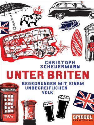 cover image of Unter Briten