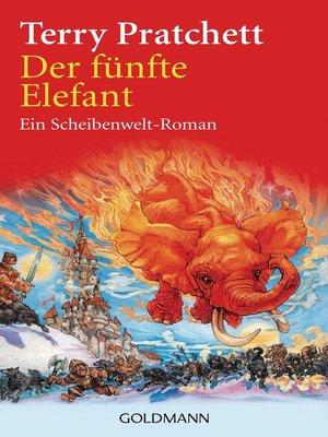 cover image of Der fünfte Elefant