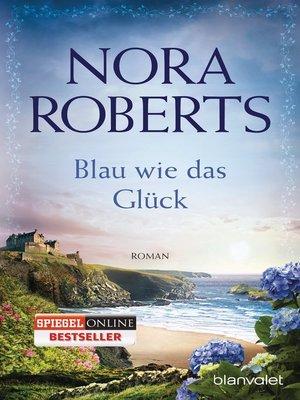 cover image of Blau wie das Glück