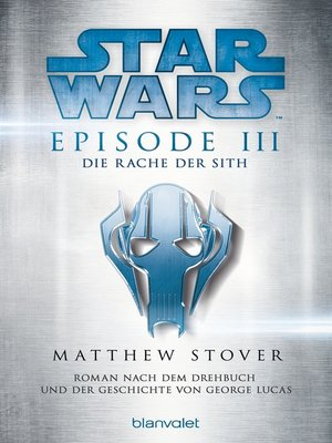 cover image of Star Wars<sup>TM</sup>--Episode III--Die Rache der Sith