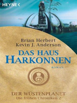 cover image of Das Haus Harkonnen