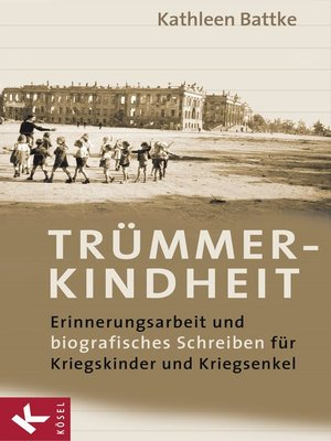 cover image of Trümmerkindheit