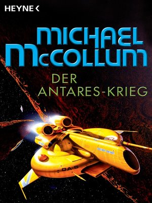cover image of Der Antares-Krieg