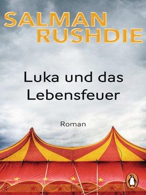 cover image of Luka und das Lebensfeuer