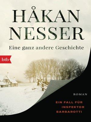 cover image of Eine ganz andere Geschichte