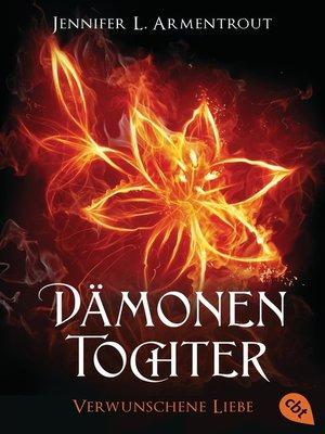 cover image of Dämonentochter--Verwunschene Liebe