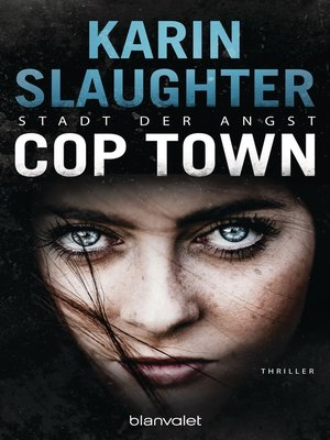 cover image of Cop Town--Stadt der Angst