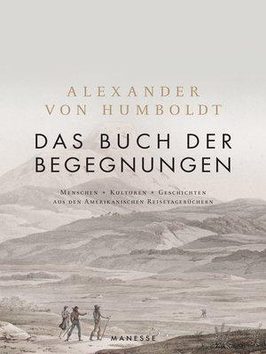 cover image of Das Buch der Begegnungen