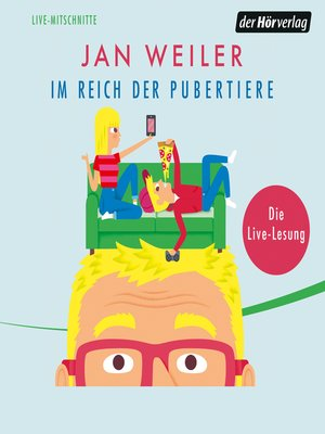 cover image of Im Reich der Pubertiere