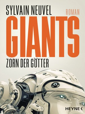cover image of Giants--Zorn der Götter