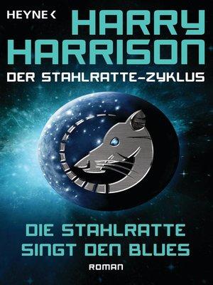 cover image of Die Stahlratte singt den Blues