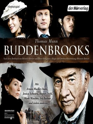 cover image of Buddenbrooks