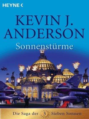 cover image of Sonnenstürme